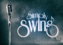 Simply Swing Abstract (Dave Denby) Tags: simply swing band group theatre