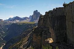 M_Piano01 (Vid Pogacnik) Tags: dolomites monte piano world war i mountain ledges