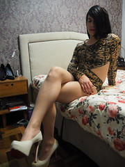 2016.07-27 (SamyOliver) Tags: samycd samyoliver samanthaoliver samy samantha married brazil brazilian crossdress crossdresser genderfluid brunette heels highheels shoes oliver sensual transvestite transformista tranny shemale