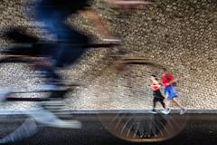 Sport sur les quais de Seine, par Franck Vervial