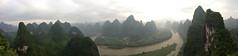 Li River, Xinping, Guangxi, China (HKDave1) Tags: china mountain river li guilin yangshuo karst guangxi xinping