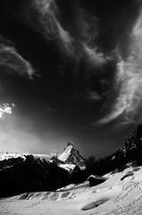 Matterhorn (LEE, BIEN-U) Tags: leica switzerland zermatt matterhorn x2