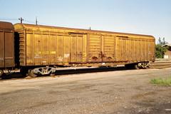 WBAX 30926V (Malleeroute) Tags: silverton covered boxcar van pirie westrail wagr wvx wbax