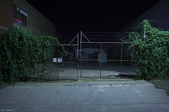 Private (Ranga 1) Tags: longexposure nightphotography urban night canon fence lowlight gate factory nocturnal australian australia melbourne victoria suburbs urbanlandscape davidyoung lowlightphotography ef1740mmf4lusm canoneos5dmarkii