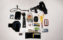 Definitely time to clean out the ole wallet (dnskct) Tags: whatsinyourbag wah whatsinyourwallet werehere 442013 april42013 hereios