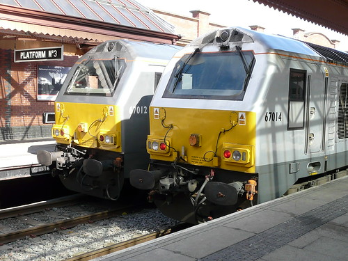 67012 and 67014 Moor Street, 3rd April 2013