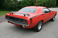 """1970 Plymouth 'Cuda 440 • <a style=""""font-size:0.8em;"""" href=""""http://www.flickr.com/photos/85572005@N00/8635055544/"""" target=""""_blank"""">View on Flickr</a>"""