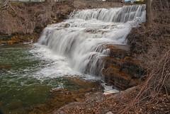 Glen Falls (Christy Hibsch ( Christy's Creations on Facebook )) Tags: buffalo waterfalls wny eriecounty williamsville glenfalls ellicottcreek