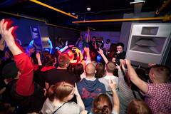 Pokahontaz in Leeds (Damian Tuka) Tags: england photo dj events yorkshire leeds poland polska polish natalia hip hop ok excite damian tuka bambus rahim fokus pokahontaz tukos