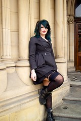 IMG_2559 (Neil Keogh Photography) Tags: green stockings boots gothgirl suspenders newrocks newrockboots stockingssuspenders manchestercitycenter corsetmodelchristine