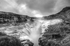 Gullfoss (TrevinC) Tags: travel waterfall iceland europe gullfoss goldenfalls nikond600 1424mmf28