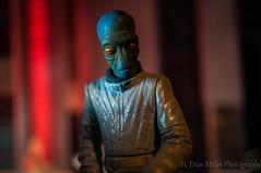 Ellorrs Madak (H. Evan Miller) Tags: toy toys actionfigure starwars sony alien scifi sciencefiction chewie chewbacca hansolo duros 30mm nex hevanmiller ellorrsmadak nex6