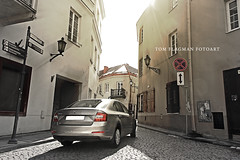 2013 Skoda Octavia in Vilnius (Tom Flagman) Tags: lithuania vilnius skoda octavia lietuva