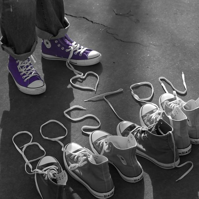 Purple for Boston - Day 105/365