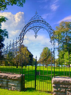 Cazenovia ~ New York ~ Lakeland Park ~ Historic
