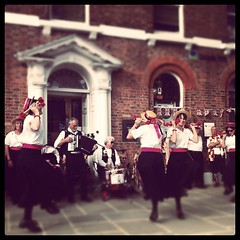 Morris Dancers (lindscatt) Tags: uk costumes england musicians dance costume kent dancing folk livemusic band hobby entertainment folkmusic folkdance morrisdancing morrisdancers pastime folkdancing tenterden morrisdance dangers folkdancers folkband pregamesweepwinner instagram