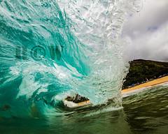 sandys 4/18/13-3 (R.C.W. Photography) Tags: morning beach nature water canon hawaii surf waves oahu surfing sandybeach shorebreak bigwave sigma1020 2013 splwaterhousing