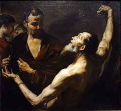 The Martyrdom of Saint Bartholomew, 1634 by peromaneste, on Flickr