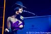 Alicia Keys @ Set The World On Fire Tour, Rebel Soul Tour, Joe Louis Arena, Detroit, MI - 04-17-13