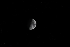 4/18/13 The Moon in Cancer w/starfield (Chuck Manges) Tags: moon canon cancer Astrometrydotnet:status=solved Astrometrydotnet:version=14400 Astrometrydotnet:id=alpha20130400885026