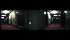 DSCF5025 (ce28nn) Tags: colors girl movie hotel still long mood quiet fuji open slow wide screen hallway f2 cinematic heartbreakhotel x100 ilovethedeadsilencelingeringinthelatenightair speedyisdefinitelynotpartofthelatenightvocabulary therearetimeswhenwecanaffordtoabandonsomeofthosepixels haventdoneawidescreenshotinforever thewaywehadtolowerourvoicesaddstothemoodimmensely afraidthosesoundwaveswouldtraveltofarandtoofast