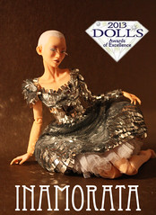 Inamorata Mirrorball Won an Industry's Choice DOLLS Award of Excellence 2013 (em`lia) Tags: doll dolls ooak bjd 16 mirrorball dae inamorata 2013 emlia awardsofexcellence emiliacouture