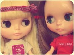 #1mêsdeblythe ❤ outra doll  4/10