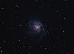 M101 work in progress (Chuck Manges) Tags: galaxy m101 refractor Astrometrydotnet:status=solved Astrometrydotnet:version=14400 qhy9m ed102t Astrometrydotnet:id=alpha20130474270474
