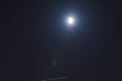 The Moon in Leo & the ISS 20 April 2013 (Sculptor Lil) Tags: moon london leo astrophotography waxinggibbous iss Astrometrydotnet:status=solved Astrometrydotnet:version=14400 Astrometrydotnet:id=alpha20130437883286