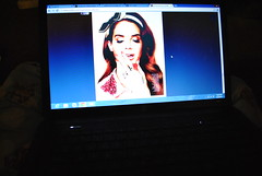 April 20th, 2013 (muffinseatfood) Tags: lana del computer laptop saturday rey tumblr