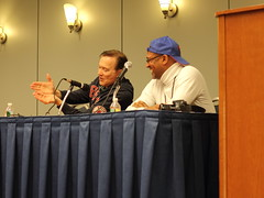 Awesome Con - Billy West (voice of Fry on Futurama) (JFnCho1) Tags: west j dc washington fry comic metro dr district awesome columbia hubert convention area farnsworth futurama billy zoidberg dmv prof philip con drzoidberg philipjfry 2013 billywest profhubertjfarnsworth awesomecon