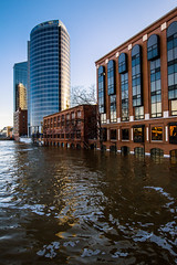 GRAND RAPIDS FLOOD 2013-1449 (RichardDemingPhotography) Tags: flooding flood michigan grandrapids grandriver grandrapidsmichigan floodwater westmichigan downtowngrandrapids puremichigan flood2013 michiganflooding grandrapidsflood