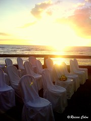 Sunrise♥ (I will be Someday♥) Tags: wedding sea nature sunshine sunrise photography earlymorning environment breeze awesomescenery