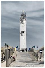 The lighthouse of Noordwijk (PvRFotografie) Tags: lighthouse holland beach strand sand nederland vuurtoren noordwijk zand fujix10 fujifinepixx10
