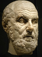 Portrait of Stoic Philosopher Chrysippos 1st century CE Roman copy of 3rd century BCE Greek original from Albano, Italy (mharrsch) Tags: portrait italy sculpture male oregon portland greek roman marble britishmuseum bearded philosopher stoic albano portlandartmuseum 1stcenturyce 3rdcenturybce bodybeautiful chrysippos mharrsch