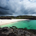 Dark Clouds Over Clachtoll Beach