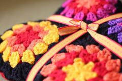 Seventies Blanket Tutorial (zooivlooi) Tags: crochet blanket tutorial