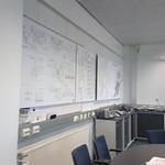 HSY Viikinmäki waste-water processing plant's control room thumbnail