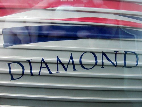 Diamond Jubilee Train Plymouth Station