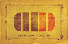 Dead Image Design Logo (Equal & Opposite) Tags: graphicart logo design graphicdesign did pill greyjay