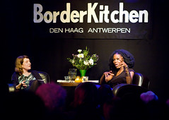 BorderKitchen - Taiye Selasi (Haags Uitburo) Tags: woman black holland netherlands beautiful dutch buch book la boek europa europe roman go den nederland denhaag hague ghana novel gesture must haag pointing author interview paysbas nederlands thehague haye laia olanda debut haya the haagse auteur schriftsteller haags crossingborder haia borderkitchen 2013 a debuut uitburo schrijfster taiye uitbureau ghanamustgo selasi vraaggesprek haagsuitburo taiyeselasi