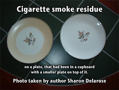 Cigarette smoke residue (Sharon Delarose) Tags: smoking smokers nicotine quitsmoking cigarettesmoke secondhandsmoke 2ndhandsmoke smokeresidue