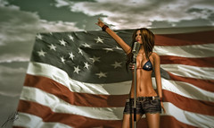 Party In The USA (Kallisto Destiny) Tags: photoshop 3d mesh photographic sl mileycyrus partyintheusa