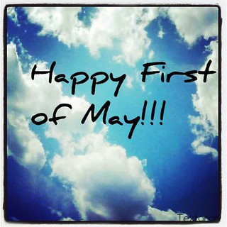 First Day of May