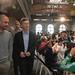 Mauricio Macri con Pep Guardiola y alumnos de escuelas de la Ciudad. (1 de 5)