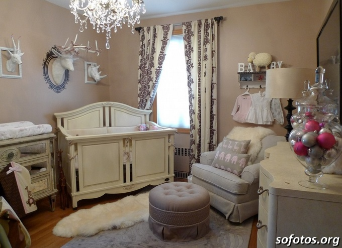 quarto de bebe decorado
