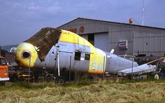 81+04 (Paul Thallon - Aviation Photos) Tags: marine sikorsky brn 8104 s58 lszb bernbelp bernairport westgermannavy h34g 581671