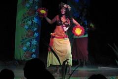 Polynesian Dance Show IMG_5913 (SunCat) Tags: show travel cruise vacation woman dance costume all ship native bare dancer southpacific polynesian necessities frenchpolynesia entertainers societyislands paulgauguin barenecessities 2013 lesgauguines