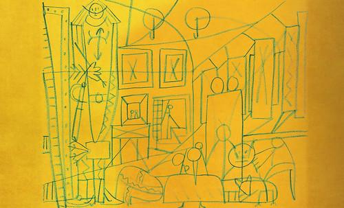 """Meninas, iconósfera de Diego Velazquez (1656), estudio de Francisco de Goya y Lucientes (1778), paráfrasis y versiones Pablo Picasso (1957). • <a style=""""font-size:0.8em;"""" href=""""http://www.flickr.com/photos/30735181@N00/8747987914/"""" target=""""_blank"""">View on Flickr</a>"""