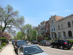 the heart of the North Kenwood Landmark district (sassnasty) Tags: chicago walking tour neighborhood hood kenwood hoods